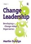 Change Leadership Print Resource on Amazon