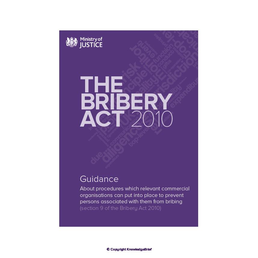 Bribery Act 2010