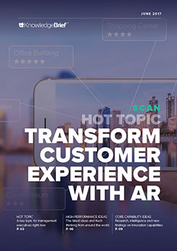 Transform Your Customer Experience with Augmented Reality