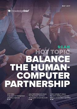Balance the Human-Computer Partnership to Enhance Creativity