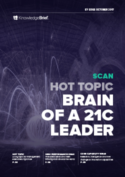 Brain of a 21C Leader