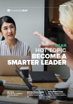 Become a Smarter Leader