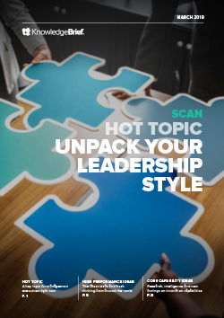 Unpack your Leadership Style