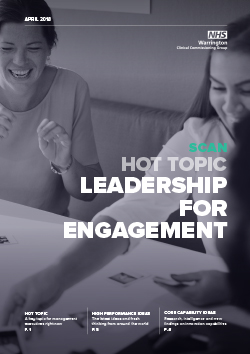 Leadership for Engagement