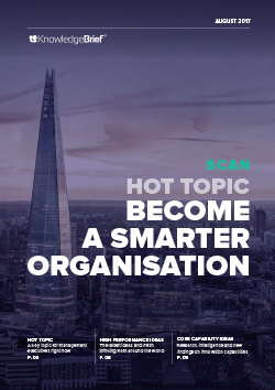 Become a Smarter Organisation